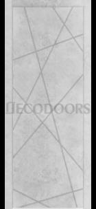 Межкомнатная дверь Геометрия-5